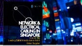 Best Electrical and network cabling solution in Singapore