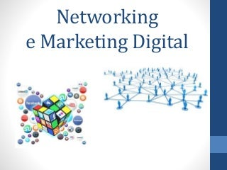 Networking e marketing digital