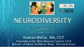 Neurodiversity and Inclusive Employment for People with Intellectual Disabilities and Autism, Keenan Wellar, LiveWorkPlay.ca