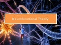 Neurofunctional theory
