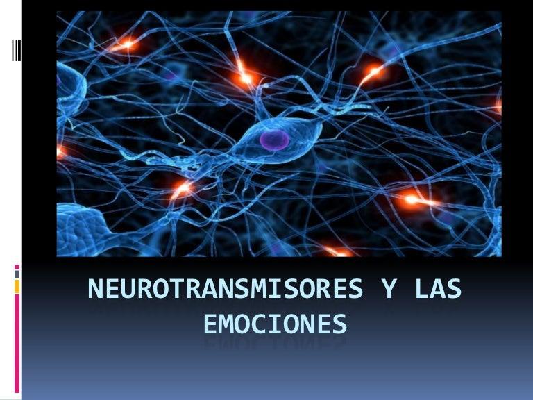Neurotransmisores Y Las Emociones