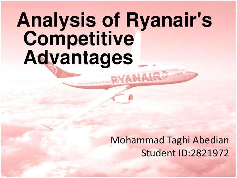 vrio analysis ryanair