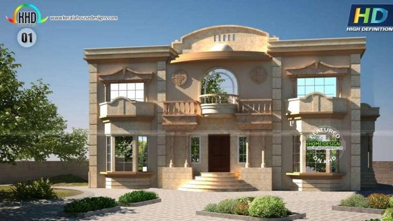 New House plans of December 2015