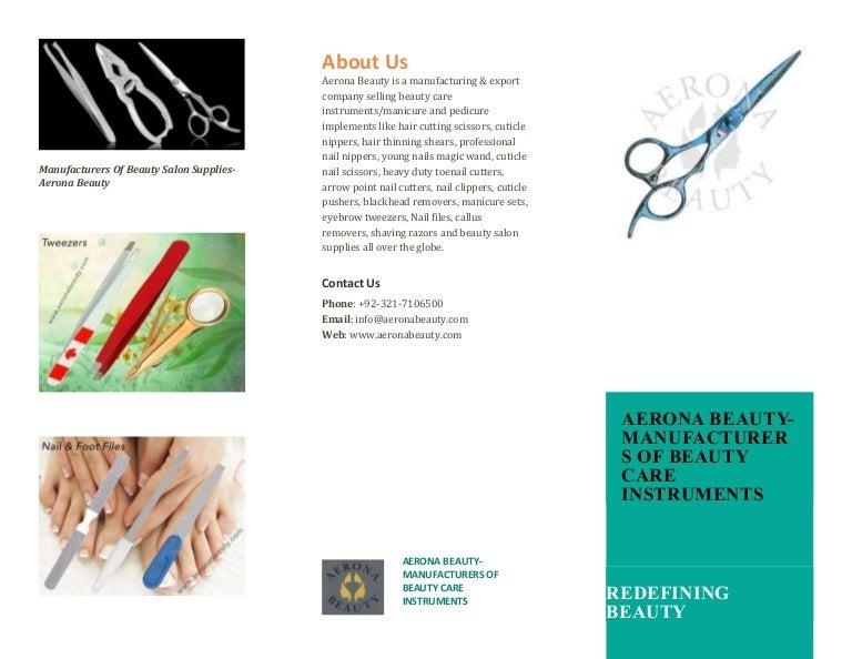 Beauty Care Instruments-Manicure Implements-Aerona Beauty