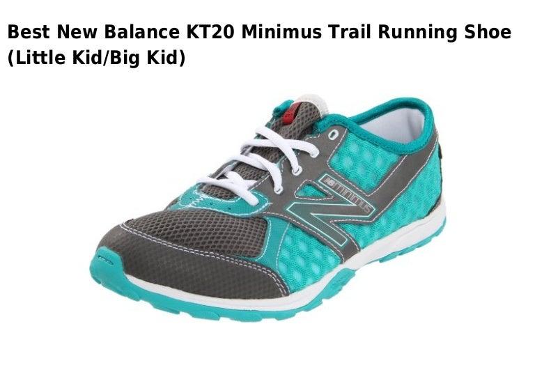 New balance kt20 minimus trail running