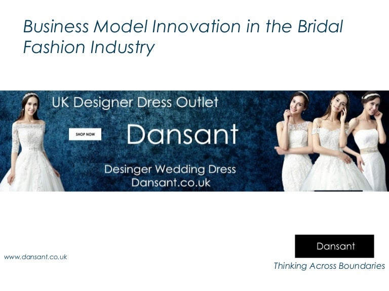 New business model for wedding dress industry