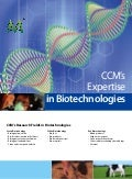 CCM's Expertise in Biotechnology