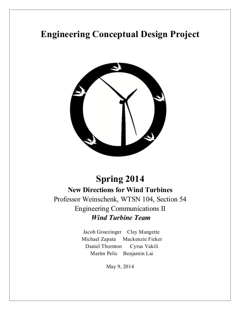 New Directions For Wind Turbines