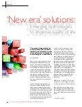 New Era Solutions - The Melding Of Technology, Health And Active Aging