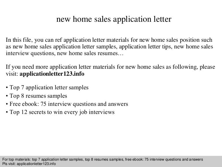 example of an application