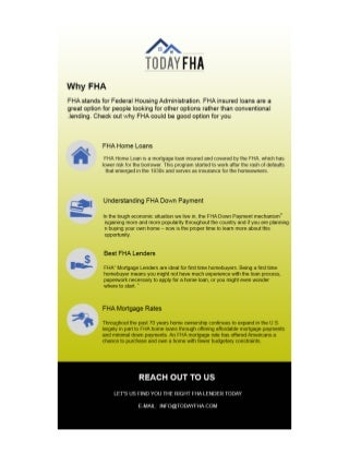 Best mortgage rates by Today FHA