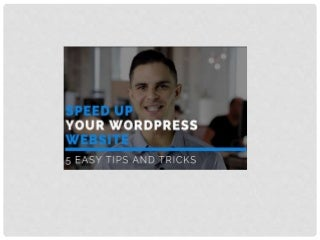 I will speed up your WordPress Speed with Google PageSpeed in 24 hours