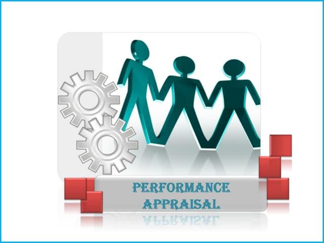 Performance Appraisal ppt [hrm]