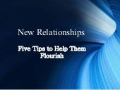 Xmeeting New relationships Tips