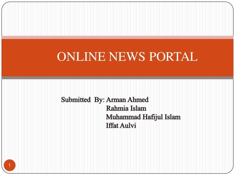 News portal ccuart Images