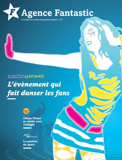 Agence Fantastic - Newsletter #7
