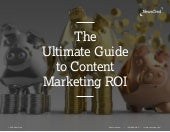 Newscred's: Ultimate guide to content marketing Dec 2013
