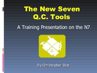 New seven qc tools