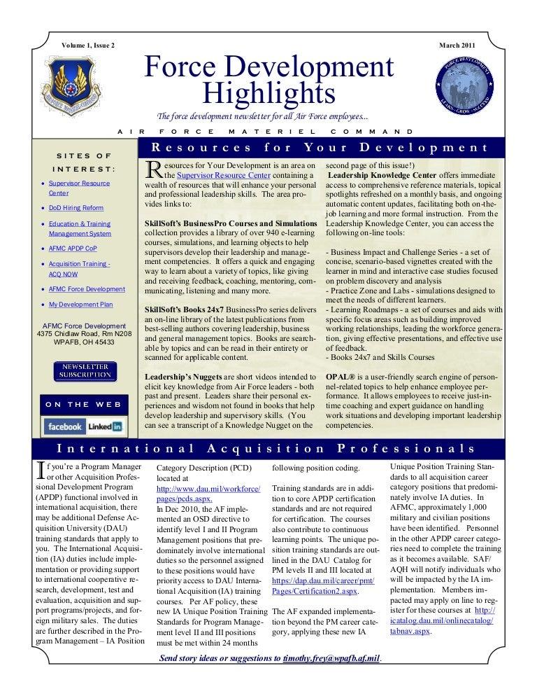 Newsletter.mar 11