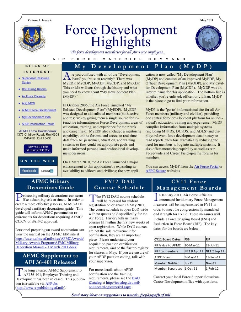 Newsletter may 11