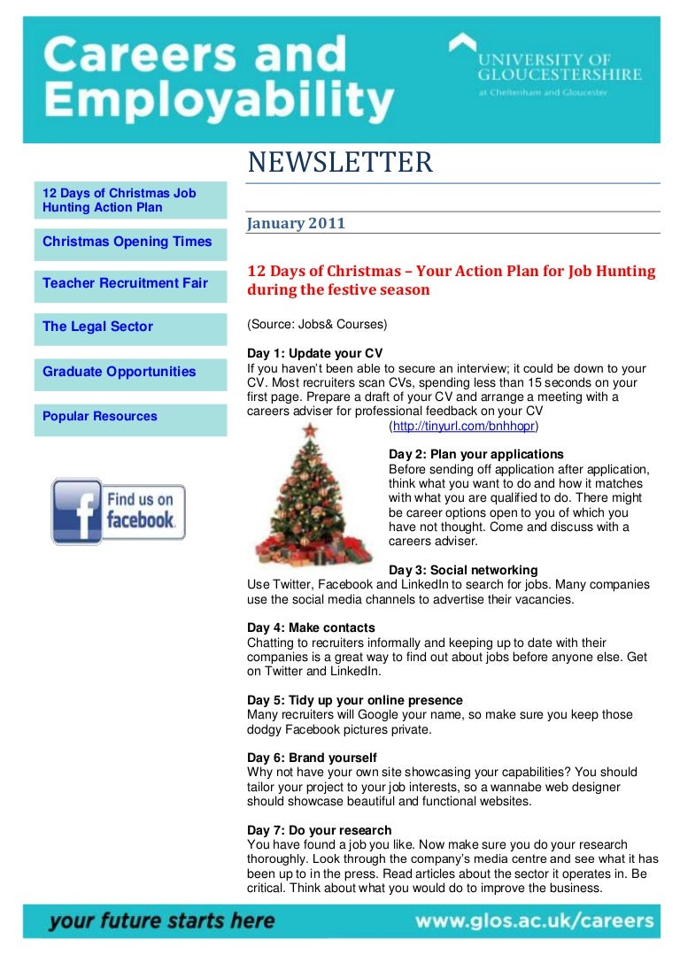 Newsletter January