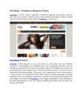 News mag   wordpress magazine theme