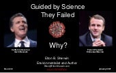 Covid 19: Guided by Science, They Failed. What Newsom and Macron Should Have Done Differently
