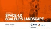 Space 4.0 and the Belgian start-up ecosystem by Omar Mohout