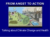 From Angst to Action: Talking about Climate Change and Health
