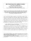 Religion phd thesis