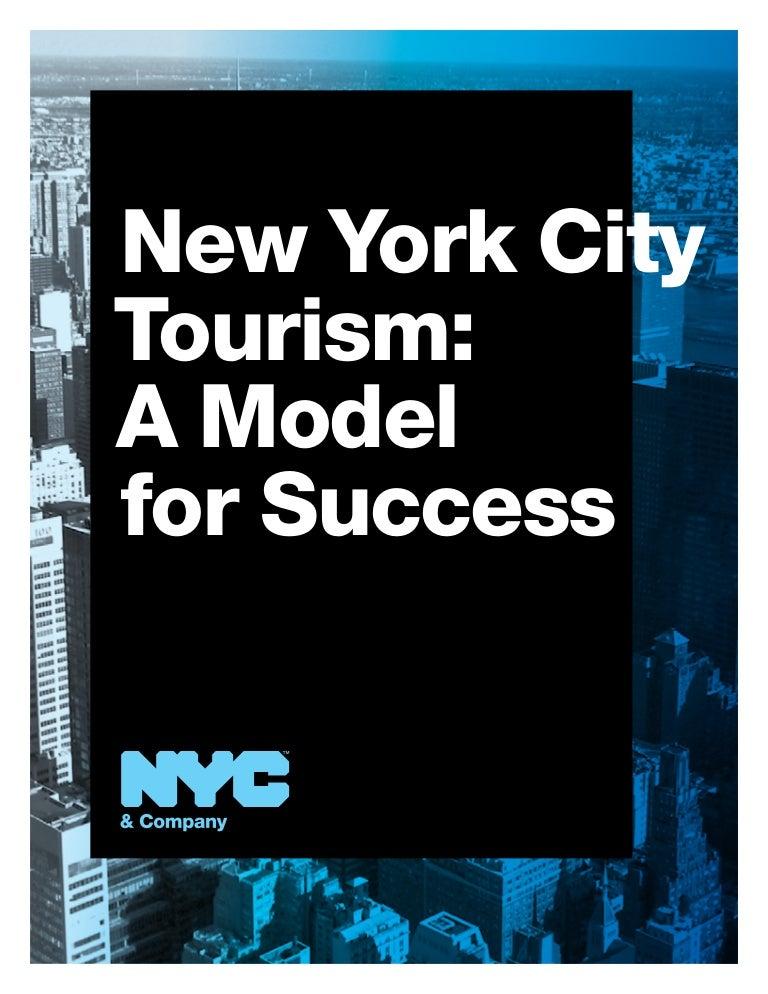 New York Tourism Model 2006-2102