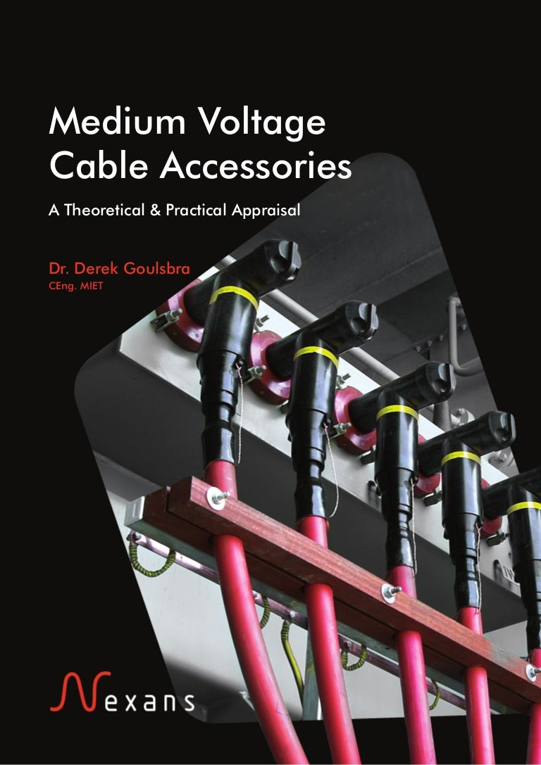 Nexans Medium Voltage Cable Accessories Book Content Pages Cmp Products Short Circuit Testing