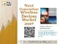 Next Generation Wireless Devices: Market for Embedded Computing, M2M Solutions, Wearable Devices, Augmented Reality