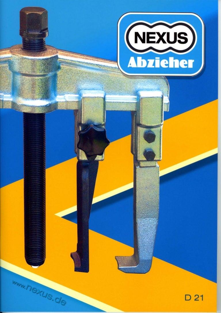 NEXUS#169-5 Gelenkbolzen-Ausdrücker für schwere LKW und Busse 45mm