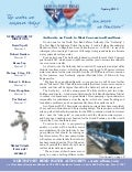 NFBWA waterlines newsletter march 2013