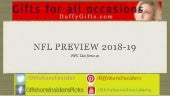 Nfl picks for bettors: nfc preview 2018-19