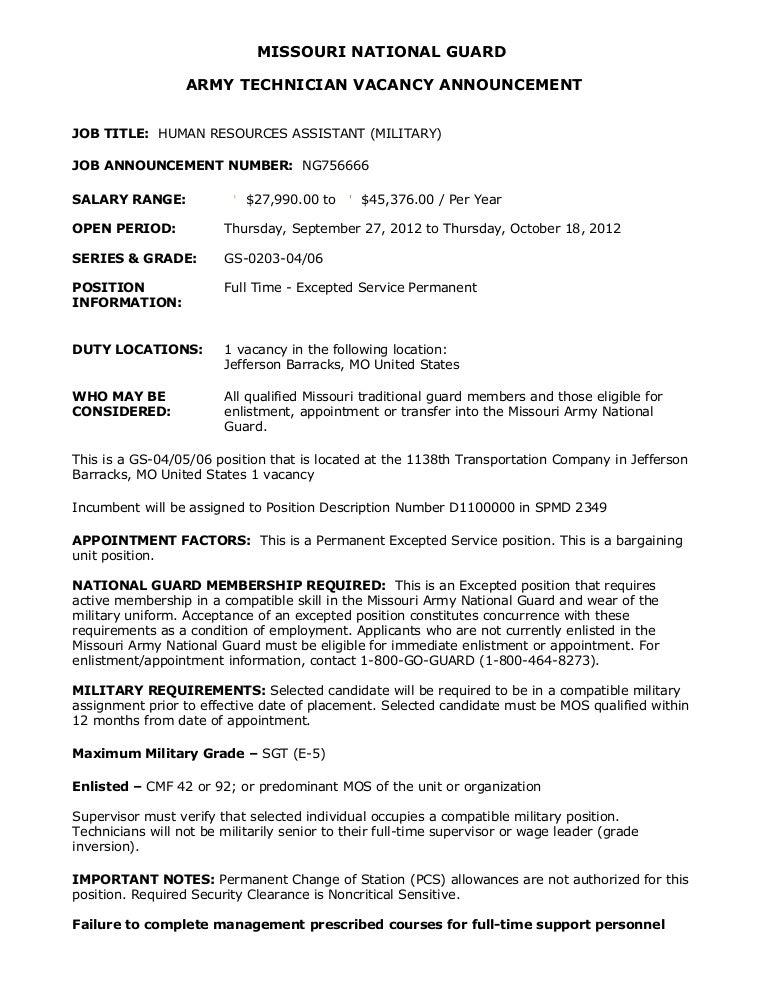 MONG Job Announcement2, 27Sep12