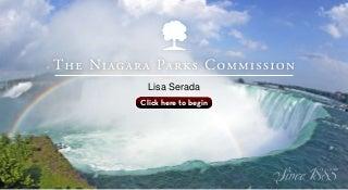 Niagara Parks Pdf Presentation