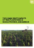 THE HUMAN RIGHTS IMPACTS OF TREE PLANTATIONS IN NIASSA PROVINCE, MOZAMBIQUE