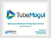 Optimizing your Monitoring and Trending tools for the Cloud (Nagios World Conference 2012)