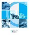 The Cross Platform Report Q4-2011 (Nielsen) -May12