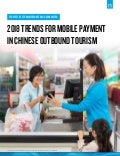 NIELSEN 2019 | 2018 trends for mobile payment in chinese outbound tourism