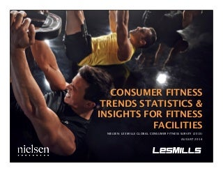 Nielsen Global Consumer Exercise Trends Survey 2014