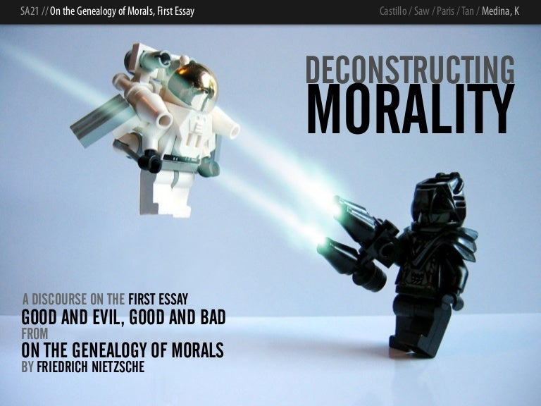 deconstructing morality