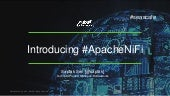 Introduction to Apache NiFi - Seattle Scalability Meetup