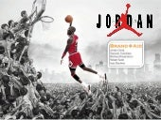 Air Jordan Brand Marketing Strategy