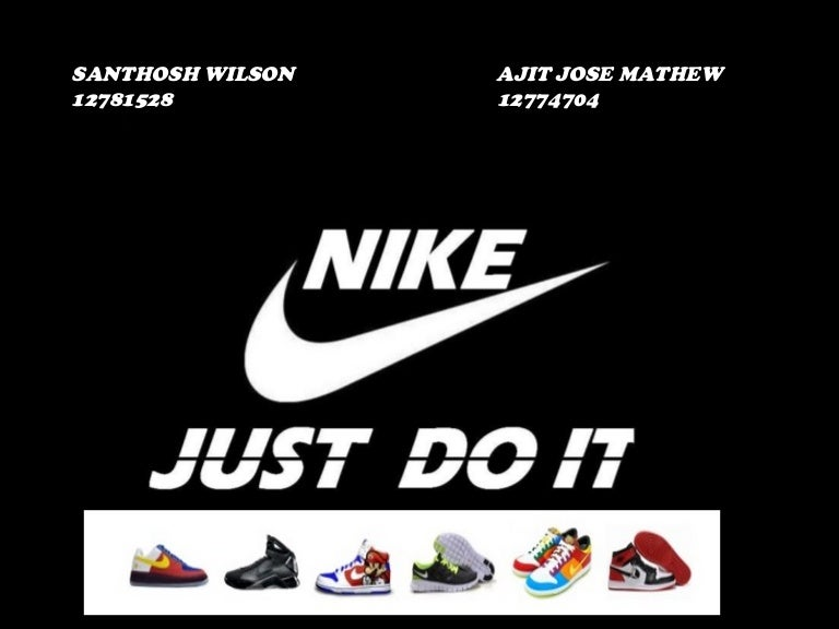 Nike brand audit final ppt
