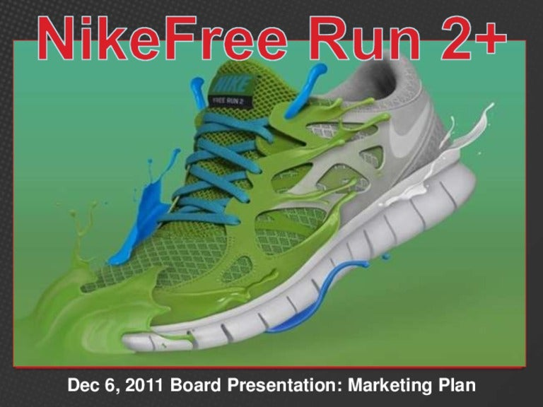 buy popular 30935 92f92 Nike Free-Presentation to the Board