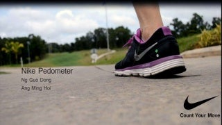 Integrated Marketing Communication Strategies of Nike Pedometer