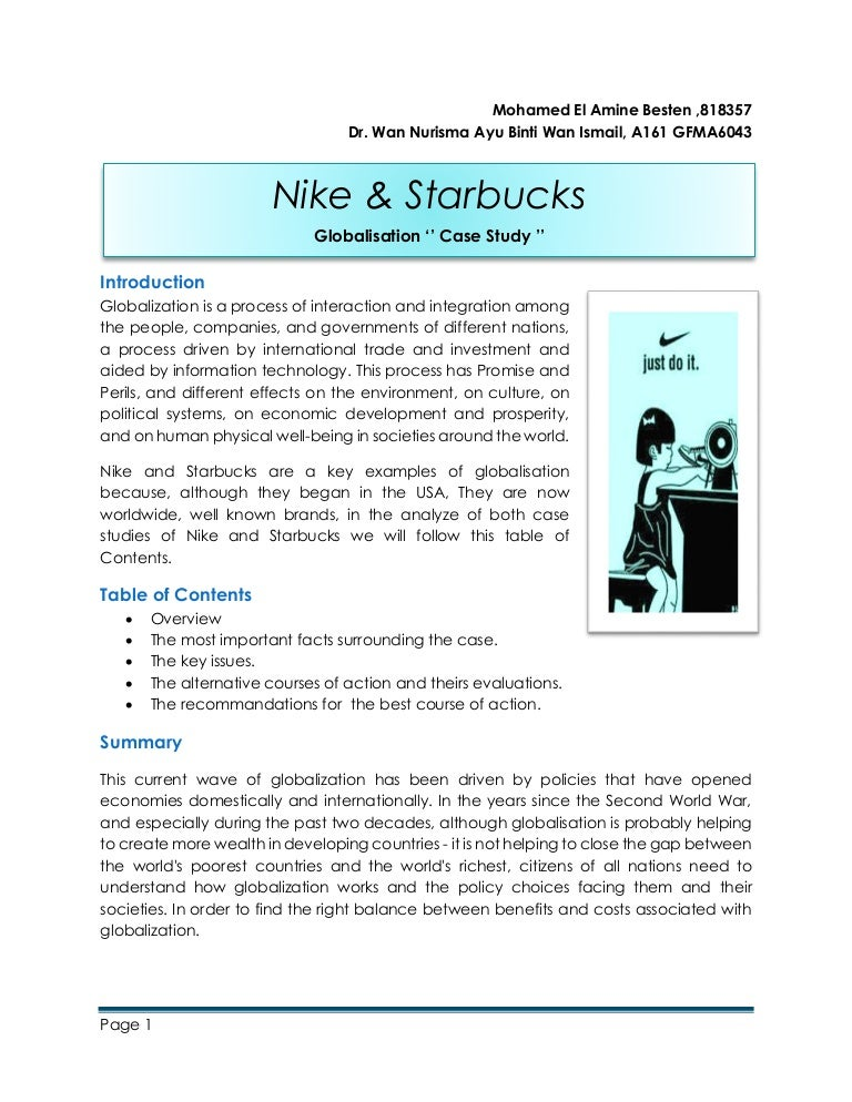 case studies on nike: hiring gets off on the right foot essay Getting the best essay editing service for this task the best college essay editing service is here and all you have to do is ask us for assistance easy-essayorg is the proven solution to this kind of problems.